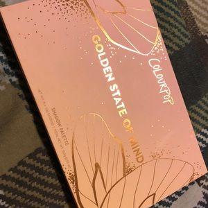 Makeup - Colorpop Golden State of Mind